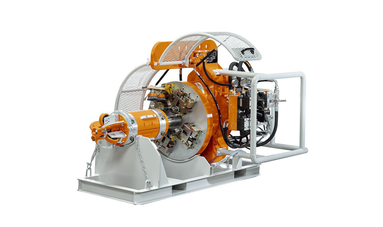 Full-Pipe-Facing-Machine