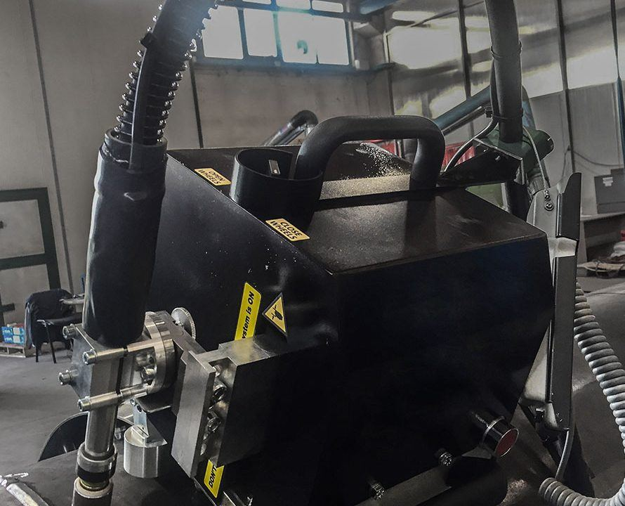 FCS welding system