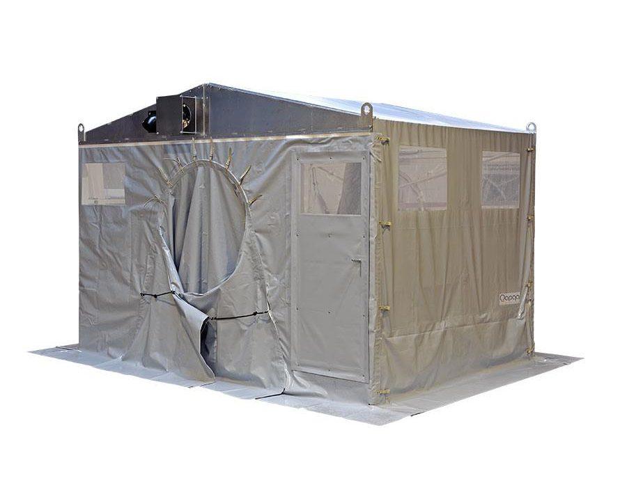 WTE Welding tent